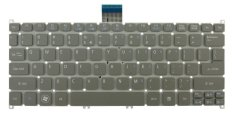 Acer Keyboard Aspire S3 S3-951 V5-121 V5-132P V5-171 S5-391 US - Abu Abu