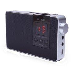 Beli Acube Boom R5 Mp3 Fm Speaker Black Murah