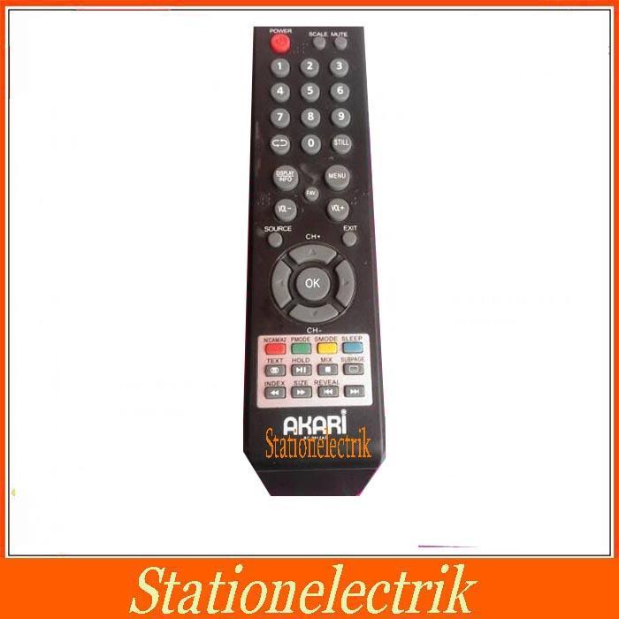 Remot Akari Remote Tv Akari LED/LED