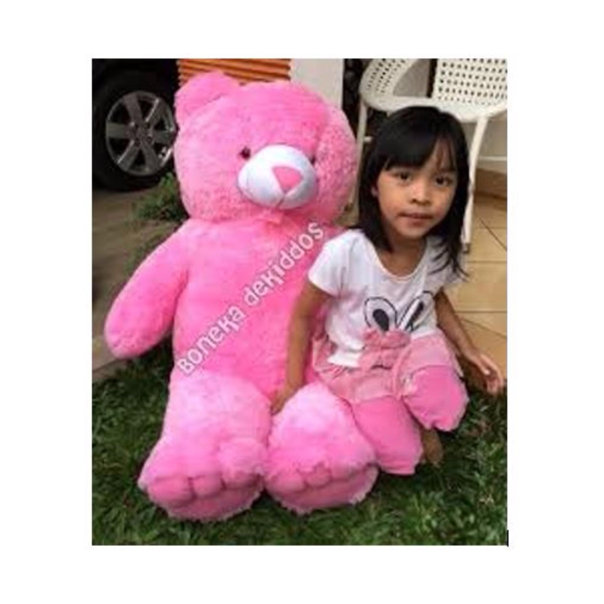 Boneka Beruang Teddy Bear Giant 1 Meter 8330646934
