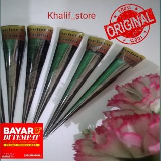 Henna alis tahan lama halal - TATO ALIS HALAL SEPERTI SULAM ALIS (EYEBROW HENNA) thumbnail