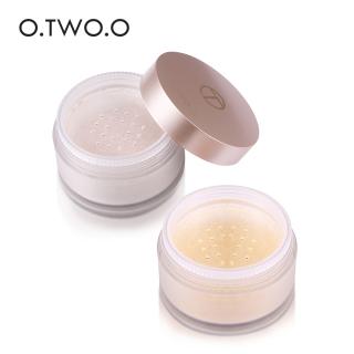 O.TWO.O Bright 2 colors Matte Loose Setting Powder- Bedak Tabur thumbnail