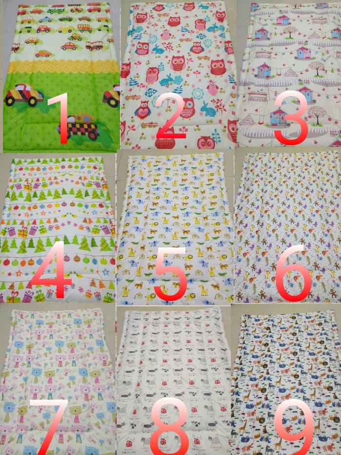 DISKON!!! Selimut/Bed cover bayi Sedia Juga bed cover, Bed cover set, cover sofa bed, Bed cover lady rose, Bed cover bonita, sprei dan Bed cover
