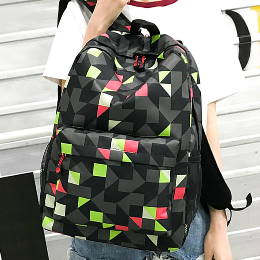 【COD】Tas Ransel Backpack Fashion Sekolah Stylish Unisex