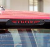 Jual Lampu Rem Tambahan Sticker Dekoratif Serat Karbon Tinggi Mount Stop Lamp Cover Untuk Chevrolet Trax 2013 2014 2015 Mobil Styling Vinyl Sticker Satu Set