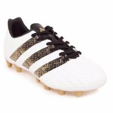 Perbandingan Harga Adidas Ace 16 4 Fxg S42139 Sepatu Sepakbola White Gold Di Indonesia