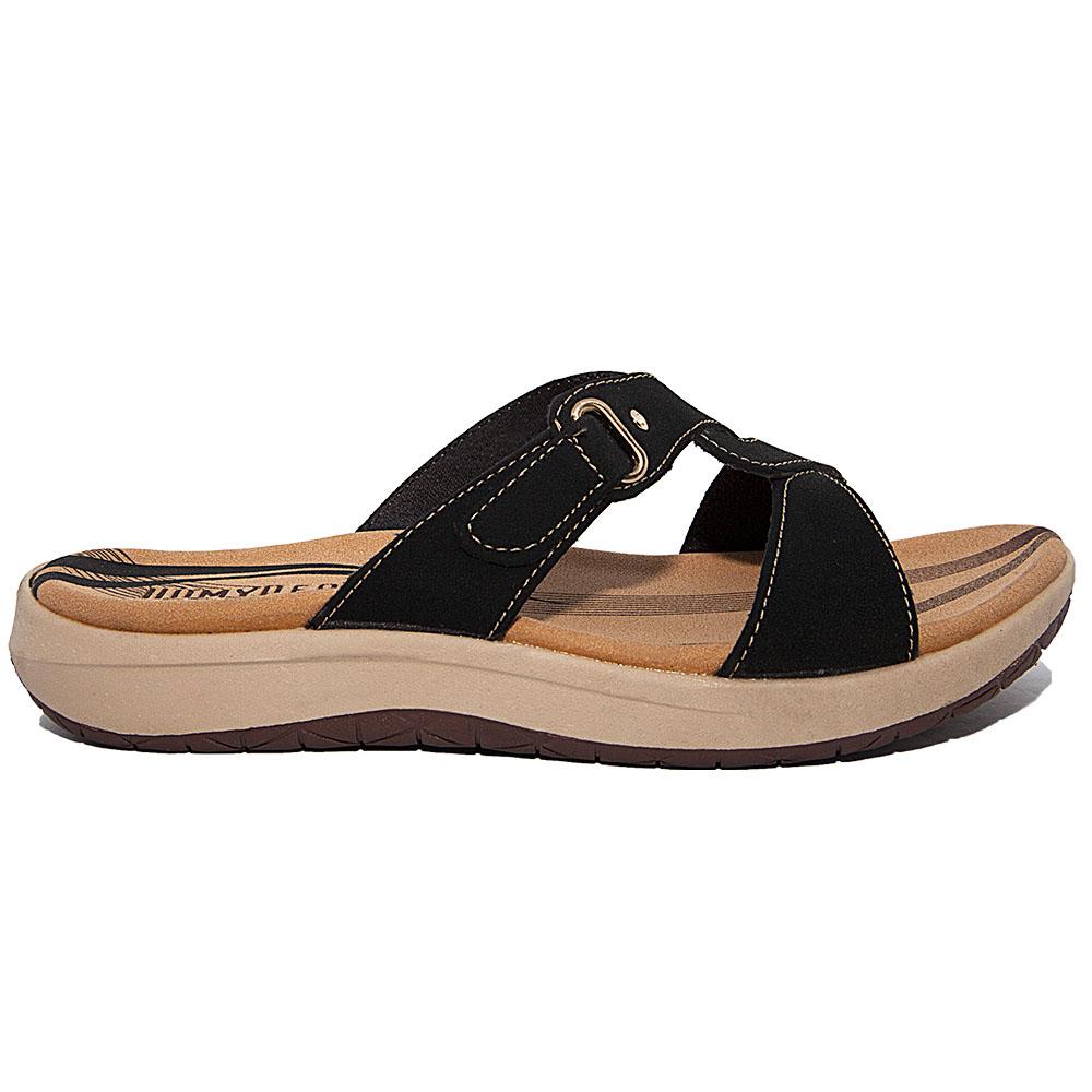 Homyped Luna N46 Sandal Wanita Hitam