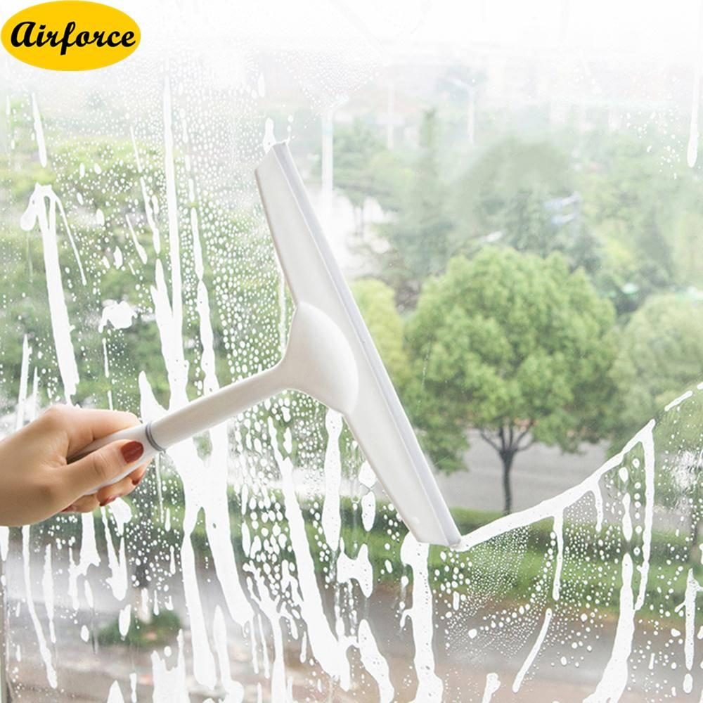 Airforce Multi-purpose Cleaning Tool Squeegee Window Glass Wiper Blade Cleaner with Non-slip Handle