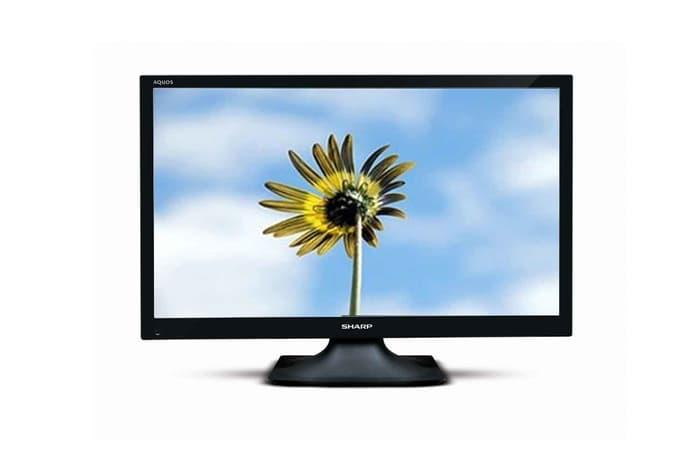 LED TV Sharp 24 Inch LC-24SA4100I - 24SA4100 HDMI USB Movie HD TV
