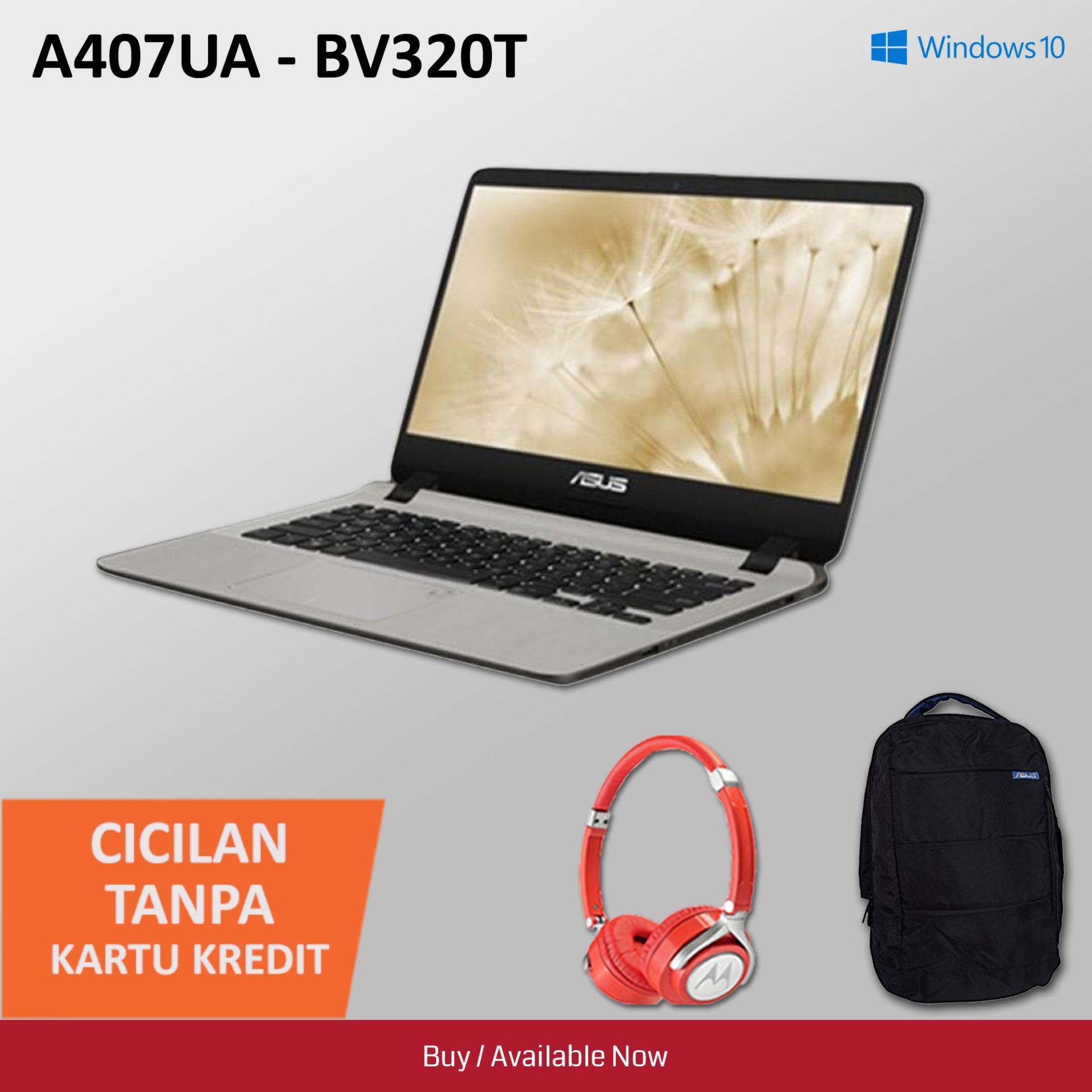 ASUS VivoBook A407UA (i3-7020/4GB/1TB/14
