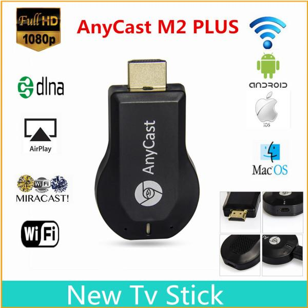Usb Dongle Anycast M2 Plus Dlna Airplay Miracast Wifi To Hdmi - Iq By Iq_shop.