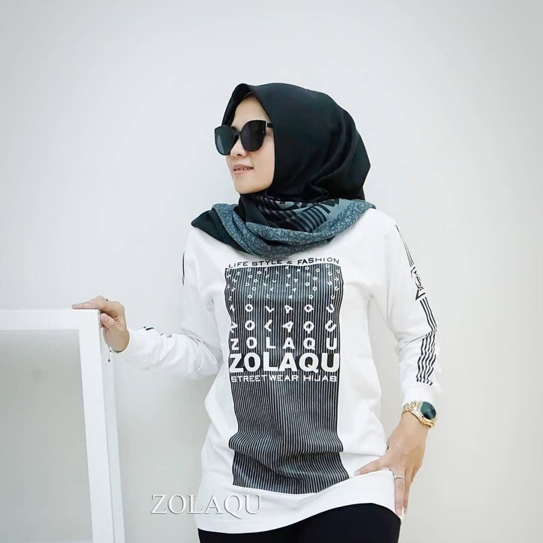 Tiasa Kaos Zolaqu Ori Terbaru2020 Zolaqu Ori Terbaru 2020 Baju Kaos Wanita Terbaru 2020 Lengan Panjang Gamis Zolaqu Ori Terbaru 2020 Baju Kaos Wanita Ngetren 2020 Diskon Zolaqu Cod Lazada Indonesia