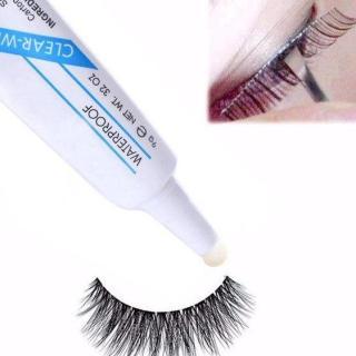 harazaki- Eye Lem Bulu Mata Palsu Eyelash Adhesive Glue Bening Clear thumbnail
