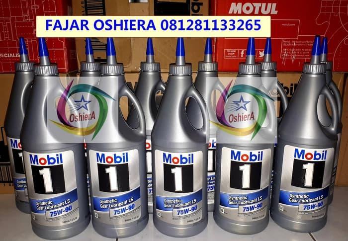 Oli Gardan/Gear/Transmisi Mobil 1 75w-90 LS GL-5 Synthetic