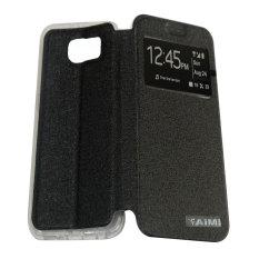 Aimi Flipshell Samsung Galaxy S6 - Hitam