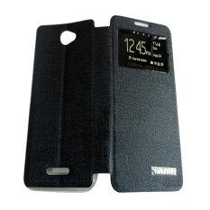 Aimi Flipshell Sony Xperia E4 - Biru tua
