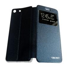Aimi Flipshell Sony Xperia M5 - Biru tua