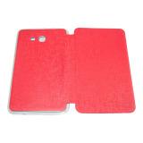 Review Aimi Leather Case Samsung Galaxy Tab 3 V T116 Sarung T110 Flipshell Samsung Tab3 Lite T111 Case Samsung Tab 3 Lite T110 Merah Aimi