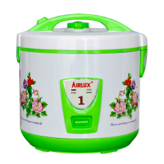 Toko Airlux Electric Rice Cooker Rc 9218A Green Terdekat