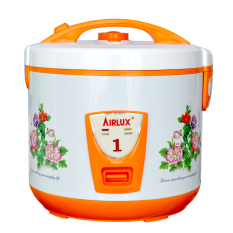 Airlux Electric Rice Cooker - RC 9218A - Orange