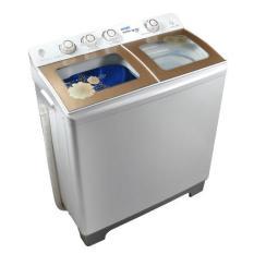 Akari Mesin cuci 2 tabung 12Kg - AWM-12SK - Putih - Khusus Jabodetabek