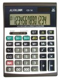 Jual Alfa Link Calculator 14 Digits Cd 14 Black Di Bawah Harga