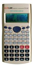 Jual Alfa Link Calculator 12 Digits Cd 991 Gold Alfalink Branded