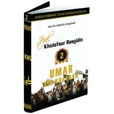 Toko Almahira Jejak Khulafaur Rasyidin 2 Umar Bin Khathab Terlengkap