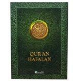 Review Almahira Quran Hafalan Cover Batik Hijau Terbaru