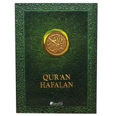 Ulasan Lengkap Tentang Almahira Quran Hafalan Cover Batik Hijau