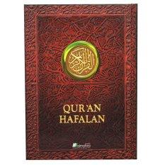 Jual Almahira Quran Hafalan Cover Batik Merah Almahira Ori