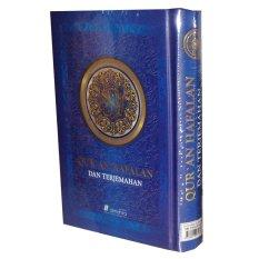 Harga Almahira Quran Hafalan Dan Terjemahan Biru Yang Bagus