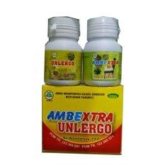 Ambextra Unlergo Obat Wasir - 2 Botol
