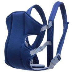 Amor Multifuctional Baby Sling Backpack Tas Gendong Bayi - Biru Navy