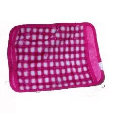 Anekaimportdotcom Bantal Therapi Panas Penghangat Tubuh Reachargeable Pink Corak Promo Beli 1 Gratis 1