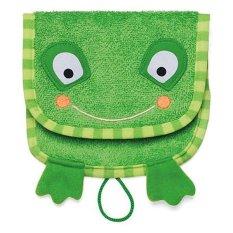 Animal Zoo Wash Mitt - Frog