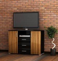 Anya-Living Meja TV Line 2 - BG Zebrano