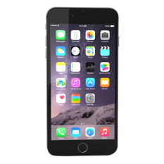 Apple Iphone 6 - 16 GB - Grey - Free tempered Glass