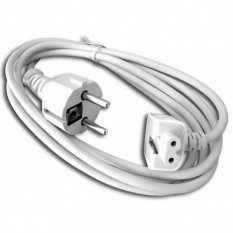 Penawaran Istimewa Apple Power Adapter Extension Cable Volex Original Terbaru