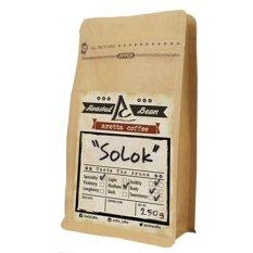 Aretta Coffee Kopi Solok Biji Kopi - 250gr