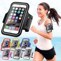 Armband Sporty up to 5,5 Inch For All Smartphone - Green