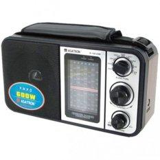 Jual Asatron Radio R 105Usb Hitam Di Bawah Harga
