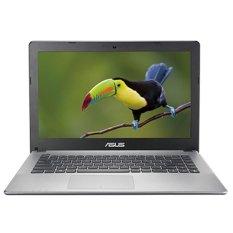 Asus A455LA-WX667D- Intel Core I3 5005U - 4GB- Intel HD Graphic - DOS - Black
