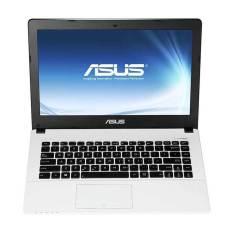 Asus A455LA-WX670D- Intel Core I3(5005U) - 4GB- Intel HD Grapichs - DOS - White