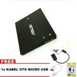 Toko Jual Asus Baterai Zenfone 4 1600Mah Free Kabel Otg Micro Usb