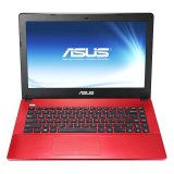 Asus X455Lj Wx320T 14 Led Intel Core I3 5010U Ram 4Gb Gt920M 2Gb Windows 10 Merah Original