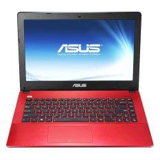 Asus X455Lj Wx320T 14 Led Intel Core I3 5010U Ram 4Gb Gt920M 2Gb Windows 10 Merah Asus Murah Di Dki Jakarta