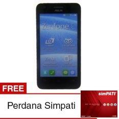 Asus Zenfone C - 8GB - Biru + Gratis Perdana Simpati