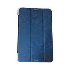 Review Asus Zenpad 8 Z380 Flipcover Smartcover Bookcover Biru Tua Terbaru