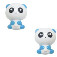 ATN - Panda Lampu Tidur LED 1 Watt 2 Buah (Paket) Harga Murah - Biru
